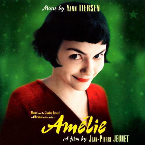 Yan Tiersen le pone musica al personaje de Audrey Tautou.